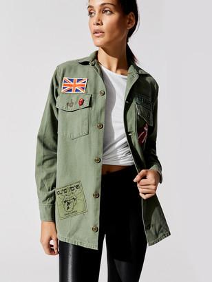 MadeWorn Rolling Stones Army Jacket