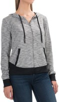 Threads 4 Thought Dharma French Terry Hoodie - Full Zip (For Women)