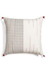Levtex Overstitch Pillow