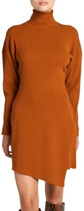 A.L.C. Virgo Turtleneck Sweater Dress