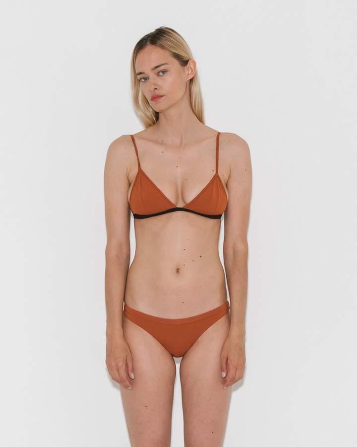 56b8802aee Bikini Top Rust - ShopStyle