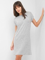 Gap Softspun stripe crossback dress