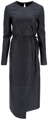 Sportmax Nappa Midi Dress