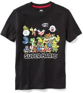 Old Navy Super Mario Graphic Tee for Boys