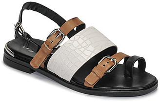 Mjus GRAMMETAL women's Sandals in Black