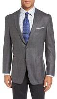 Hart Schaffner Marx Men's Classic Fit Wool & Cashmere Blazer