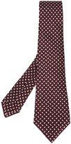 Kiton oval print tie