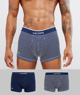 Lacoste Trunks Colors 2 Pack