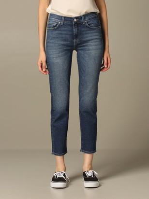 Roxanne Luxe Vintage Seven Seven Jeans In Denim
