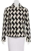 Akris Punto Wool-Blend Coat