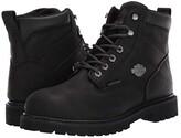 Harley-Davidson Gavern (Black) Men's Lace-up Boots
