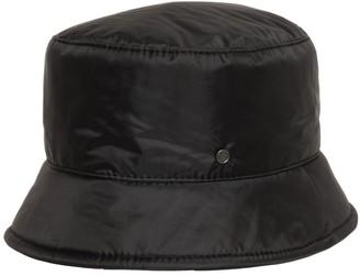 Maison Michel Axel Bomber Nylon Hat