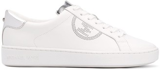 MICHAEL Michael Kors Round-Toe Lace-Up Sneakers