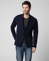 Le Château Knit Slim Fit Blazer