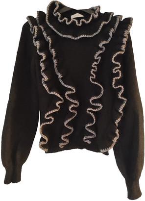 Vicolo Black Wool Knitwear