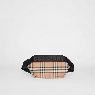 Burberry Medium Vintage Check ECONYL Bum Bag