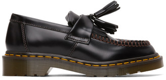 Comme des Garçons Comme des Garçons Black Dr. Martens Edition Made In England Adrian Loafers