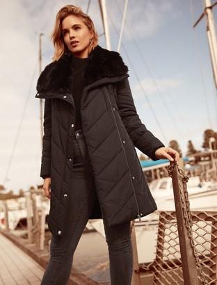 Ever New Sofia Puffer Coat