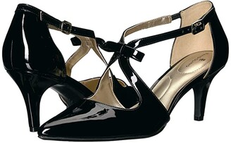 Bandolino Zeffer Pump (Black Synthetic) Women's Shoes