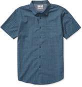 Billabong Men's Lennox Check Cotton Pocket Shirt
