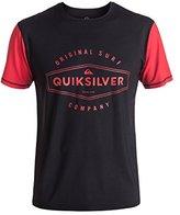 Quiksilver Men's Last Call Short Sleeve Rashguard