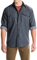 Pendleton Cascade WoolDenim Shirt - Long Sleeve (For Men)