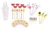 Sunnylife Tropical Cocktail Kit (31 PC)