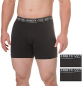 Kenneth Cole Reaction Boxer Briefs - 3-Pack (For Men)