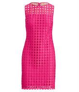 Ralph Lauren Polka-Dot Lace Dress