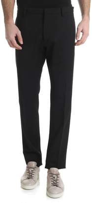 DSQUARED2 Logo Detail Wool Trousers