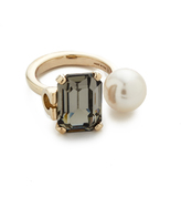 Salvatore Ferragamo Small Anelli Ring