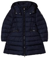 Moncler Navy Charpal Puffer Jacket