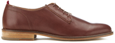 Oliver Spencer Dover Shoes Tan Leather