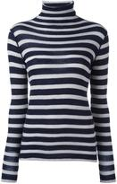 Majestic Filatures striped jumper - women - Cashmere/Merino - 2