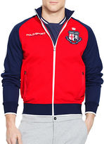 Polo Ralph Lauren England Full-Zip Track Jacket