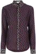 Kenzo print shirt - women - Silk - 34
