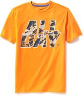 Old Navy Graphic Training Tee for Boys