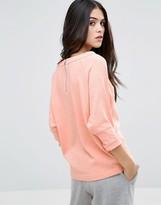 Reebok Back Zip Sweatshirt