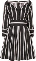 Alice + Olivia Alice+Olivia Liana shirt dress
