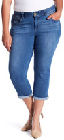 Democracy AB Tech Crop Jean (Plus Size)