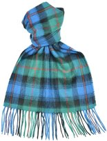 Macdonald Sporrans Lambswool Scottish Murray Of Atholl Ancient Tartan Clan Scarf Gift