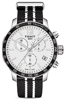 Tissot San Antonio Spurs Quickster Stainless Steel Chronograph, 42mm