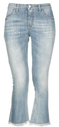 Atos Lombardini Denim trousers