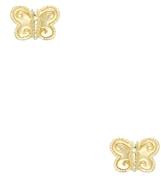 Good Charma Butterfly Stud Earrings