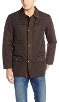 Alex Cannon Men's Square Quilted Barn Coat