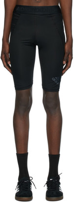 adidas Black Alphaskin Sport Tight Shorts