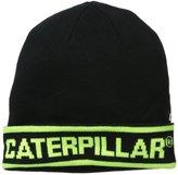 Caterpillar Men's Stand-Out Knit Cap