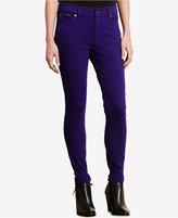 Lauren Ralph Lauren Petite Premier Skinny Jeans