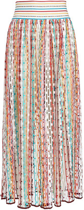 Missoni Mare Open Knit Maxi Skirt