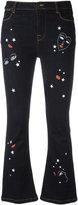Vivetta - Daino cropped jeans - women - Cotton/Spandex/Elastane - 38